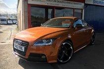 Audi TT Tfsi Quaro Blk Edition 2.0 3dr