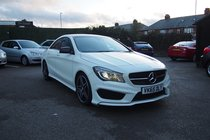 Mercedes CL CLA 220 D AMG SPORT FULL MERCEDES SERVICE HISTORY ! GR8 SPEC ! 99% FINANCE APPROVAL !