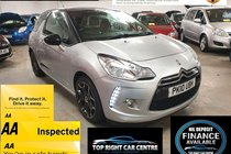 Citroen DS3 1.6 HDi DSport 3dr
