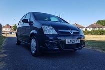 Vauxhall Meriva LIFE AC 16V TWNPORT