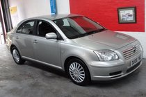 Toyota Avensis 1.8 VVT-I COLOUR COLLECTION