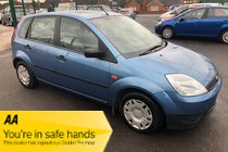 Ford Fiesta TDCI LX - FULL MOT - ONE OWNER FROM NEW - 69.000 MILES