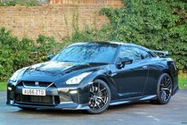 Nissan GT-R 3.8 V6 Twin Turbo 570PS