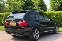 BMW X5 4.6is AUTOMATIC ** SUNROOF + SAT NAV + HEATED SEATS + TV + XENONS + ONLY 2 OWNERS + VERY VERY RARE BEAST **