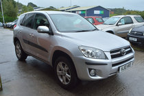 Toyota RAV4 D-4D XT-R DIESEL 5 DOOR MANUAL
