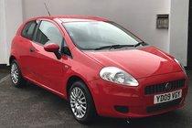 Fiat Grande Punto 1.4 8v Active 3dr 1 OWNER , FULL HISTORY