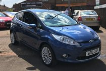 Ford Fiesta 1.4 Titanium 3dr 1 FORMER KEEPER , FULL HISTORY
