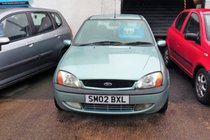 Ford Fiesta 1.25i Freestyle 2OWNERS vgc last owner 6YRS