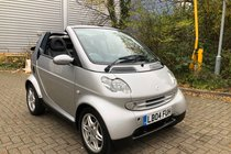 Smart City Cabriolet PASSION SOFTOUCH (61BHP)