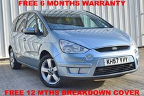 Ford S-Max 2.0TDCI TITANIUM 140PS