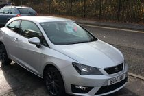 SEAT Ibiza TSI FR  BUY NO DEP & £ 36 A WEEK T&C. ONLY £30 A YR RFL CHOICE OF 3 FRS