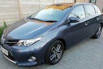 Toyota Auris D-4D ICON PLUS Sat Nav