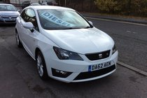 SEAT Ibiza TDI CR FR BUY NO DEP & £31 A WEEK T&C