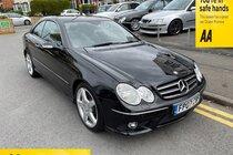 Mercedes CLK CLK220 CDI SPORT