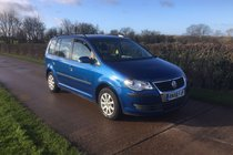 Volkswagen Touran S 1.9 TDI 105PS