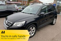 Volkswagen Tiguan ESCAPE TDI - MUCH DESIRED CAR. LOW MILEAGE! IT WON'T BE AROUND FOR LONG!!