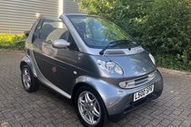 Smart ForTwo SMART&PASSION SOFTTOUCH (RHD)
