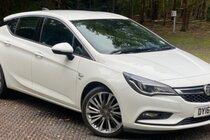 Vauxhall Astra SRI NAV CDTI S/S
