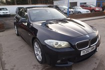 BMW 5 SERIES 523i M SPORT