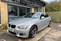 BMW 3 SERIES 320d M SPORT