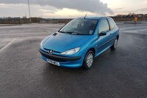 Peugeot 206 1.4 LX AC Auto - MOT 15/12/18 - PX TO CLEAR