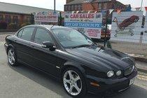 Jaguar X-Type 2.0D SPORT PREMIUM 4DR 2008 **MOT TILL 03/05/2019 **HPI CLEAR **2 KEYS **EXCLUSIVE HEATED LEATHER ** SPORT PREMIUM SPEC