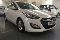 Hyundai I30 CRDI ACTIVE AUTOMATIC ONLY 51300 MILES!!