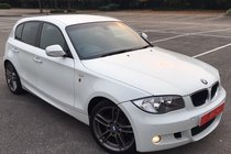 BMW 118 2.0 118d PERFORMANCE EDITION