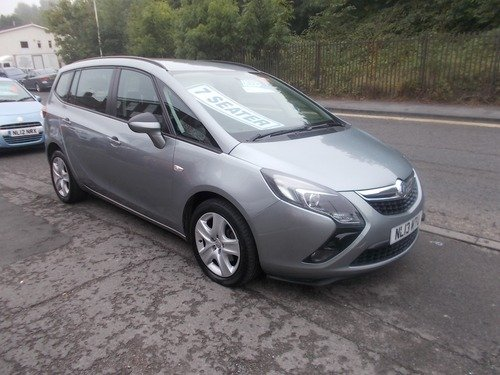 Vauxhall Zafira 1.8I 16V VVT  EXCLUSIV BUY NO DEP & £40 A WK