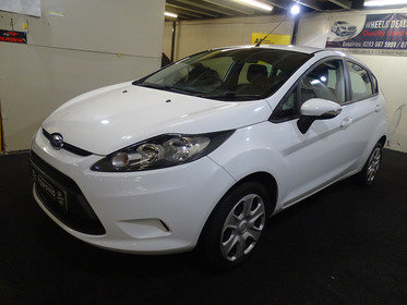 Ford Fiesta 1.25 STYLE 60BHP