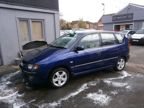Mitsubishi Space Star 1.6 EQUIPPE AUTOMATIC