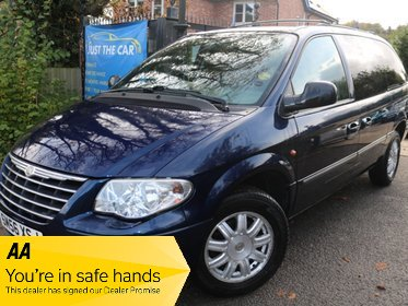 Chrysler Voyager 3.3 GRAND LIMITED XS