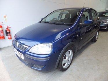 Vauxhall Corsa 1.2I 16V ENERGY