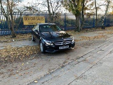 Mercedes C Class 2.0 C200 SE (s/s) 4dr