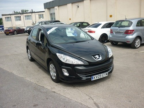 Peugeot 308 1.6 S HDI 90 Finance Available