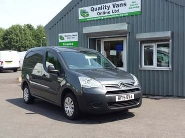 Citroen Berlingo 1.6 HDI ENTERPRISE L1H1 3 Seater VAN *AIR CON*