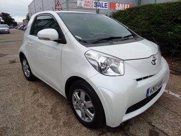 Toyota iQ 1.0 VVT-I IQ