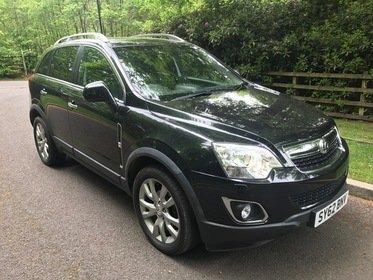 Vauxhall Antara 2.2CDTI 4X4 SE 163PS AUTOMATIC