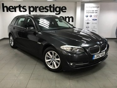 BMW 520 2.0 520d SE TOURING Manual + Heated Leather Seats/Remote Tailgate- 1 Owner/ Full BMW History