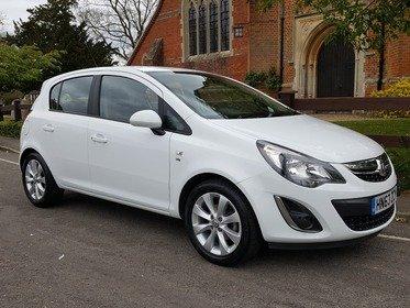 Vauxhall Corsa 1.2I VVT EXCITE / BLUETOOTH / 1/2 LEATHER TRIM