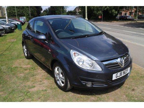 Vauxhall Corsa 1.2I VVT A/C ENERGY