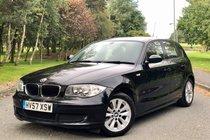 BMW 1 SERIES 118d ES 2.0 DIESEL 5DR HATCHBACK