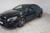 Mercedes CL CLA 200 D AMG SPORT