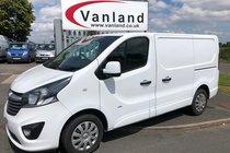 Vauxhall Vivaro 2700 L1H1 CDTI P/V SPORTIVE ECOFLEX S/S