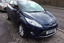 Ford Fiesta Zetec 1.4  BUY NO DEP & £26 A WEEK T&C