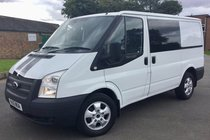Ford Transit SIX SEATER CONVERSION