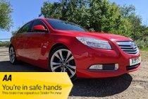 Vauxhall Insignia SRI VX-LINE RED CDTI