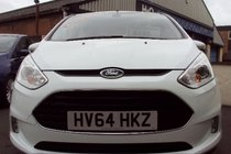 Ford B-Max 1.6 TITANIUM 6SP POWERSHIFT CITY PACK