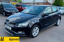 Volkswagen Polo 1.0 BlueMotion Tech SE (s/s) 5dr
