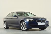 BMW 5 SERIES 520d SE HEATED CREAM LEATHER